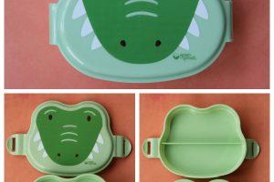 Green Sprouts On Safari Bento Box