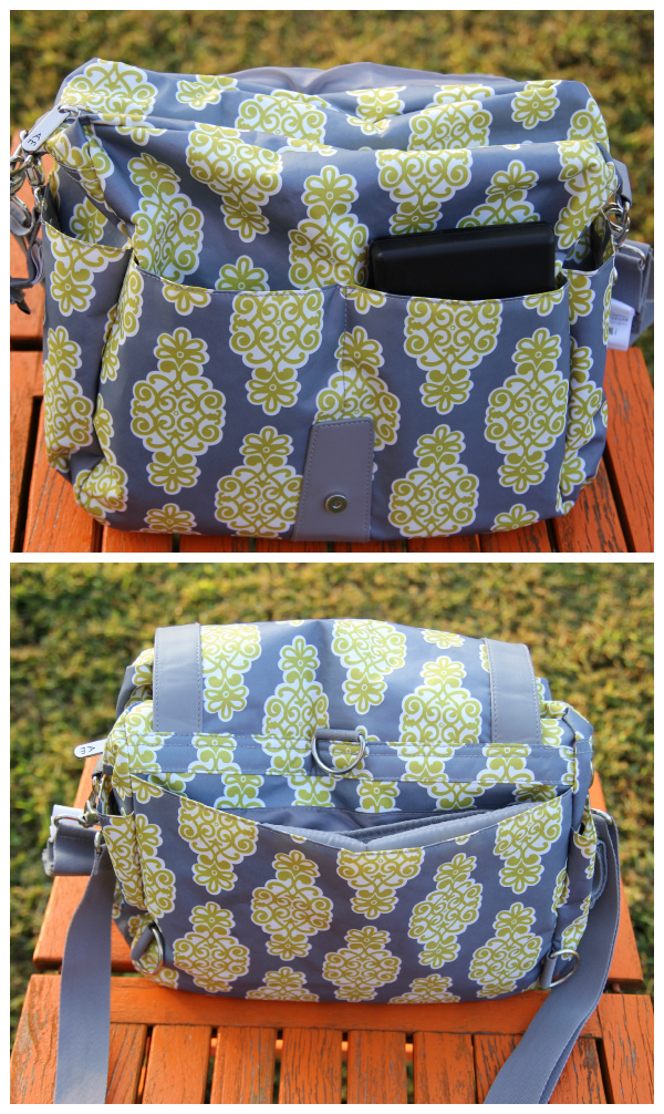 Adelina Madelina It's a Breeze Diaper Bag