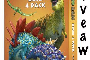 Dino Dan Giveaway