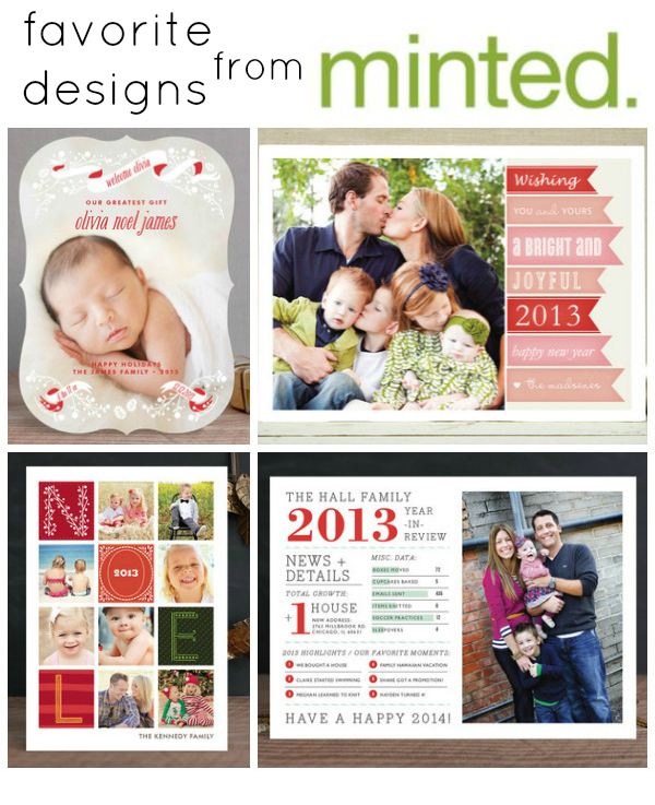 Favorite Designs from Minted
