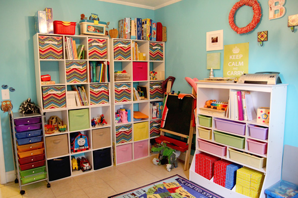 Play and School Room