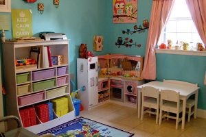 School and Play Room