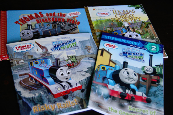 Thomas Books #ThomasTime