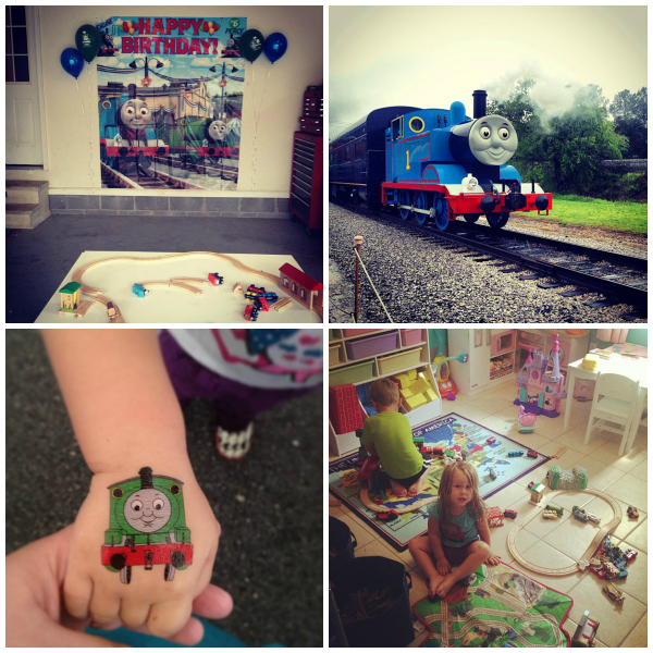 Thomas & Friends Play #ThomasTime