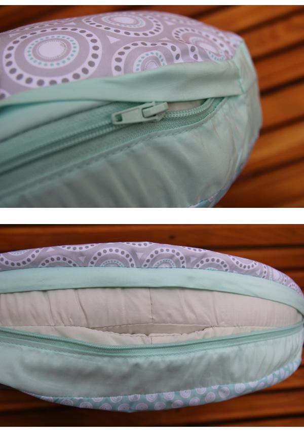 mombo Nursing Pillow Cover