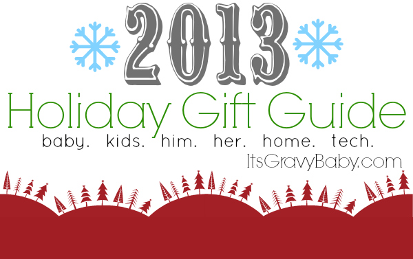 2013 holiday gift guide itsgravybaby.com