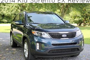 2014 Kia Sorento EX Review