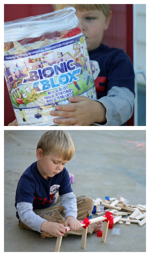 BionicBlox Educational Toy Preschool