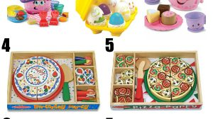Favorite Kitchen Food Toys for Kids
