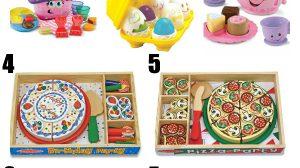 Favorite Kitchen Food Toys for Kids