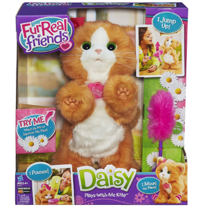 FurReal Friends Daisy Plays with Me Kitty