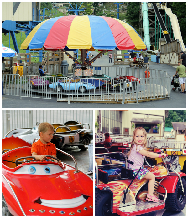 Ober Gatlinburg Amusement Park
