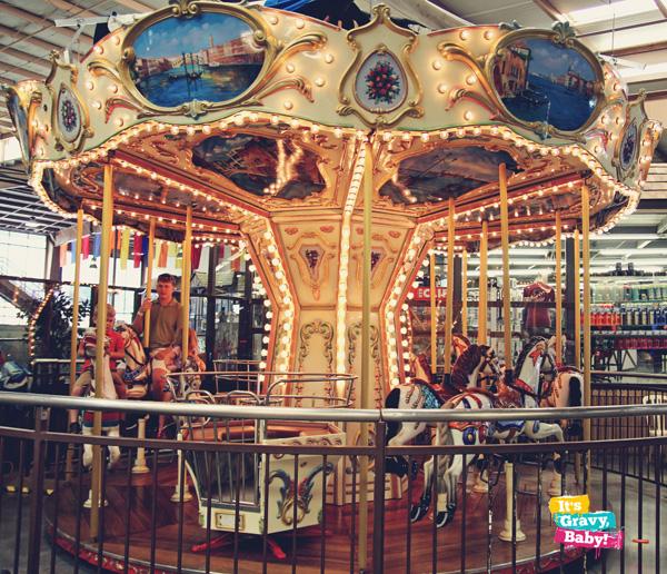 Ober Gatlinburg Carousel
