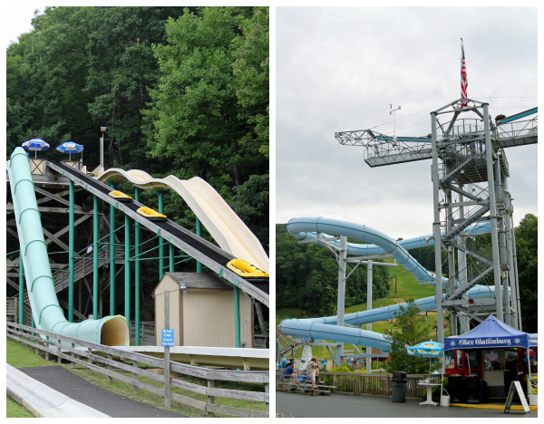 Ober Gatlinburg Water Rides