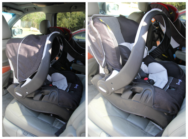 Snugli Car Seat Install Base