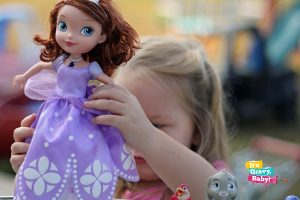 Sofia the First Talking Doll Animal