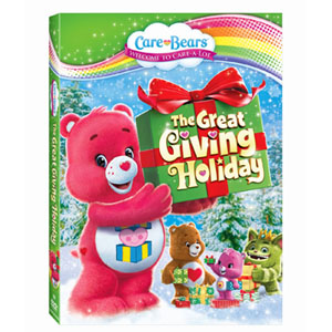 Care Bears The Great Giving Holiday