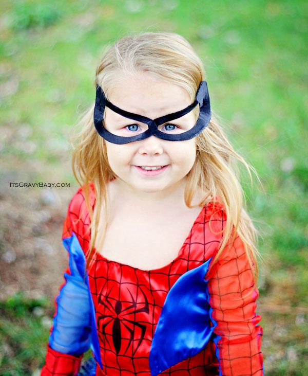 Spidergirl Halloween