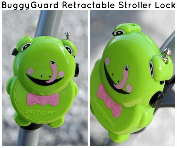BuggyGear BuggyGuard Stroller Lock