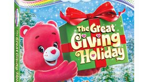 Care Bears-The Great Giving Holiday DVD