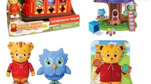 Daniel Tiger Toys at Toys 'R Us