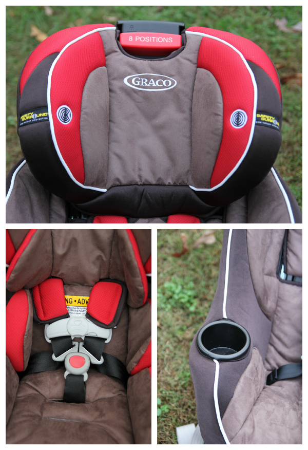 Graco Head Wise 70 Car Seat Review