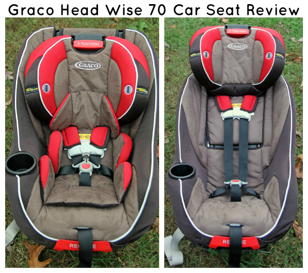 Graco Head Wise 70 Car Seat