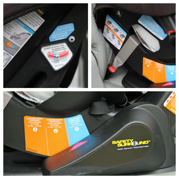 Graco Headwise 70 Car Seat Review