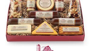 Hickory Farms Party Planner Gift Box Holiday Gift Guide