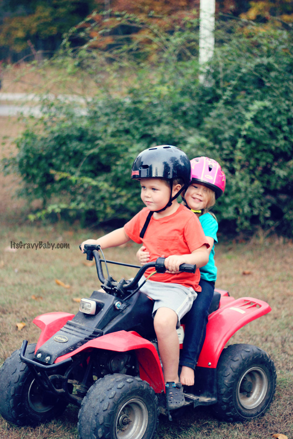 Kids Fourwheeler Oct 2013 IGB.com