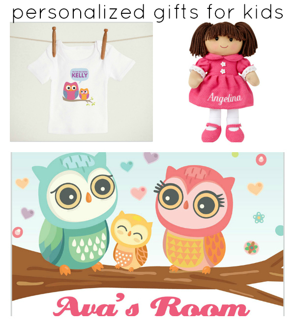 Personalized Gift Ideas for Kids