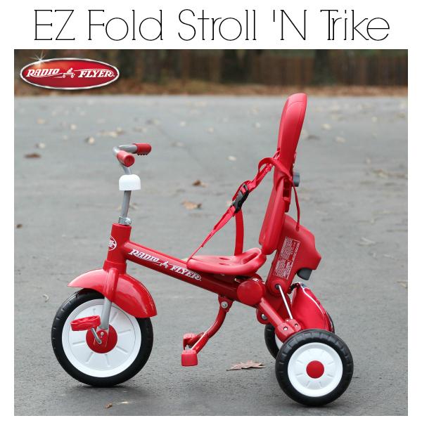 Radio Flyer EZ Fold Trike