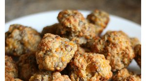 Sausage Balls Recipe