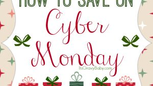how to save on cyber monday