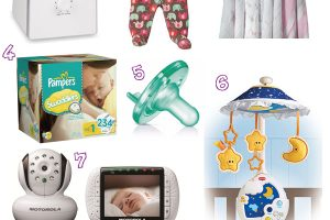 newborn products month one favorites