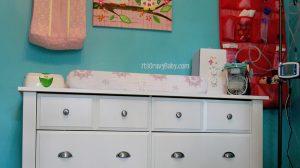 sauder dresser