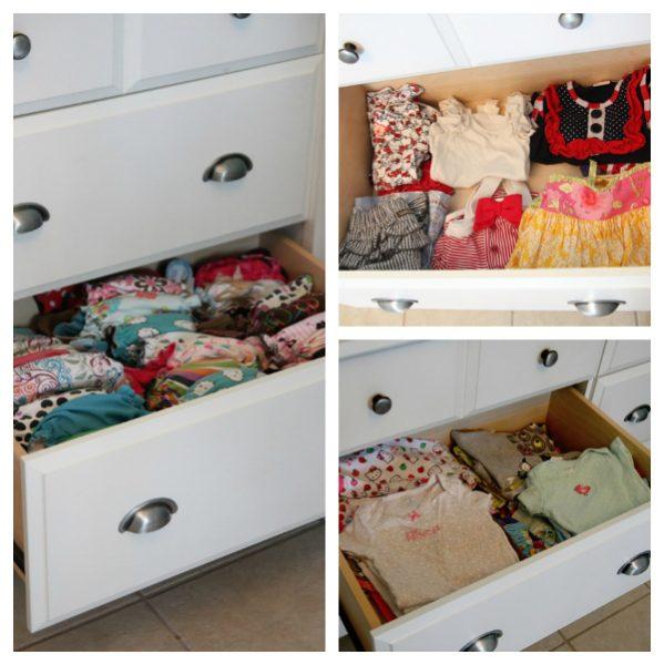 sauder dresser clothes