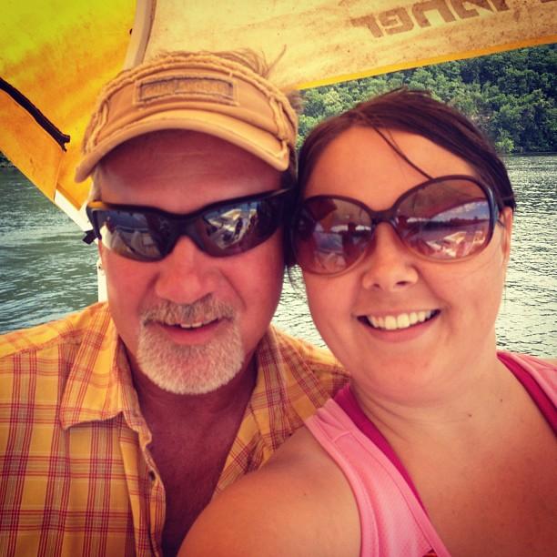 dad me boat