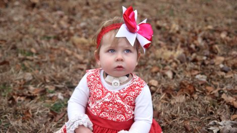 Brynlee Christmas 2014