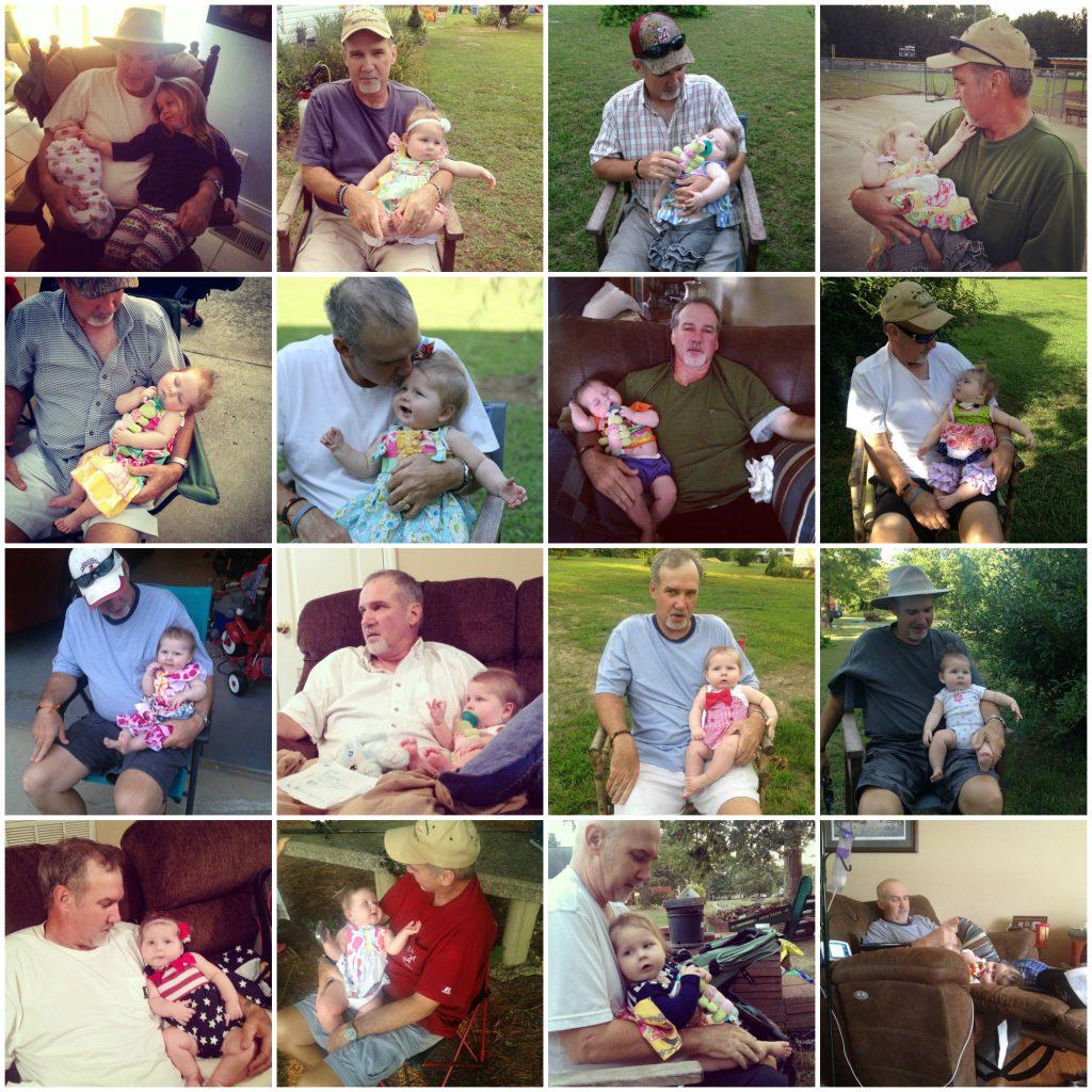 Daddy Brynlee 2014