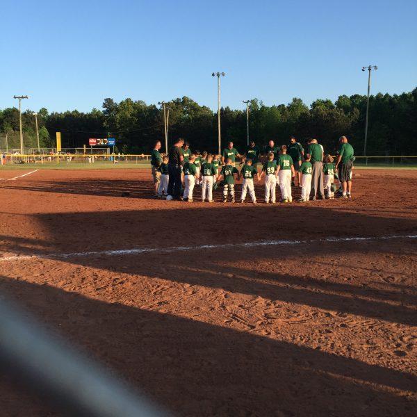 bryson baseball 2016 prayer