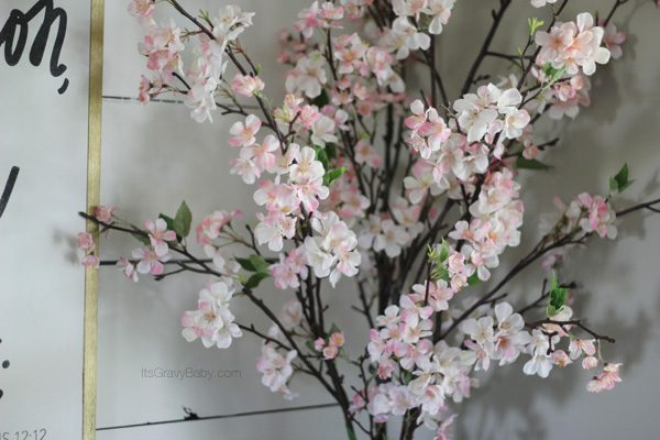 Indoor Cherry Blossom Tree