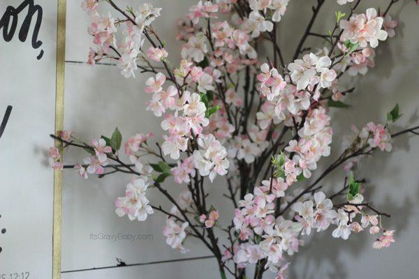 Indoor Cherry Blossom Tree