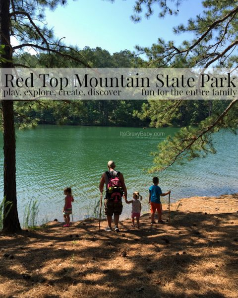 Red Top Mountain State Park  //  Our Weekend Trip