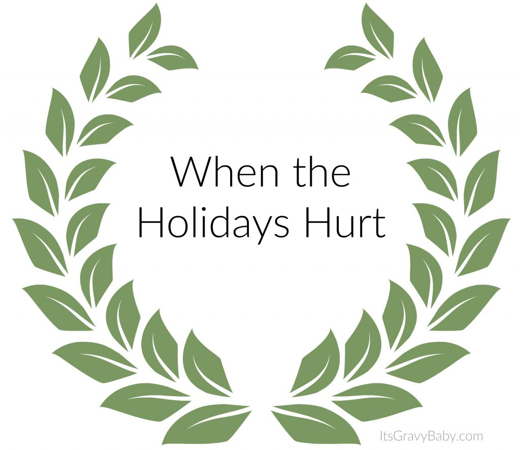 when the holidays-hurt