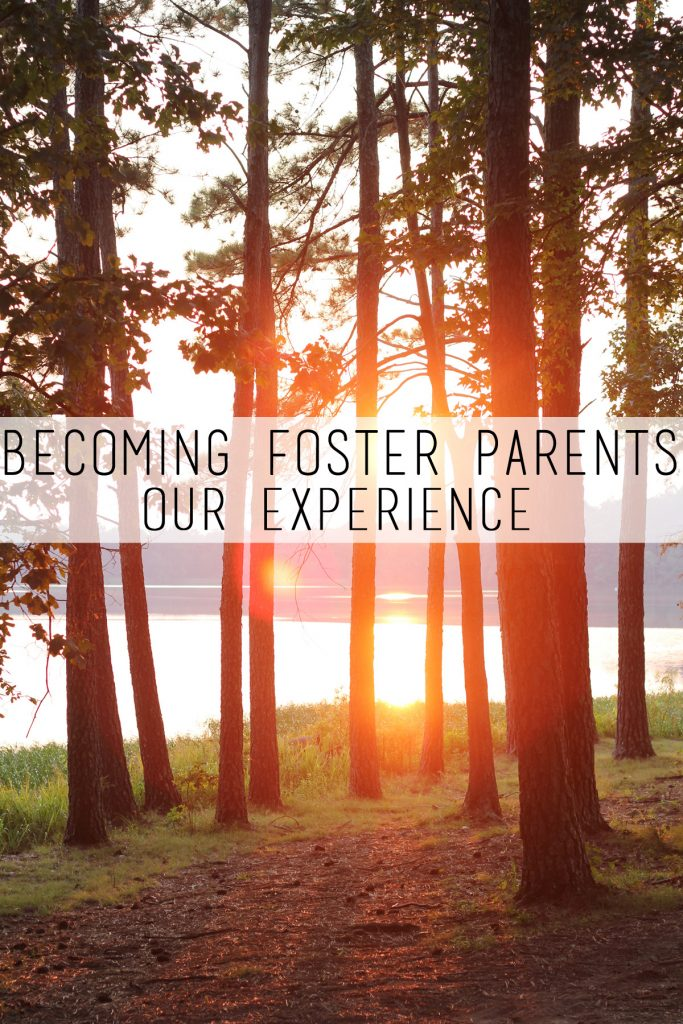 becoming a foster parent