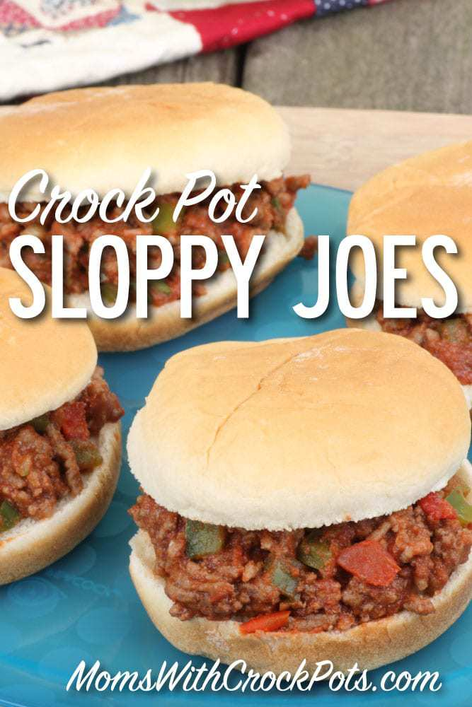 freezer cooking sloppy joes